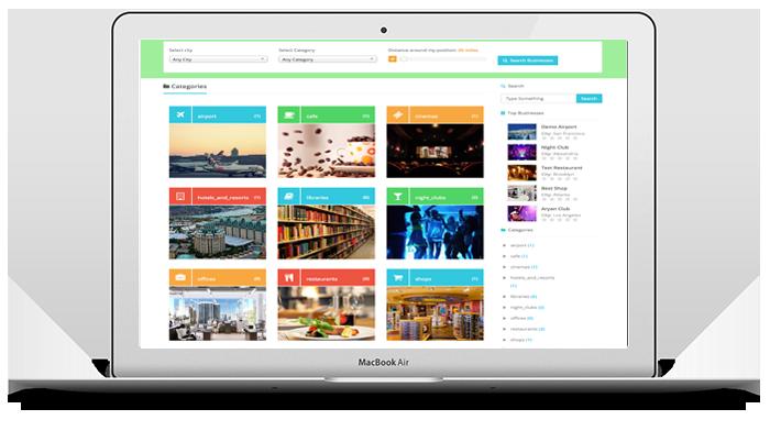 WhizBiz - Business Directory CMS - 5
