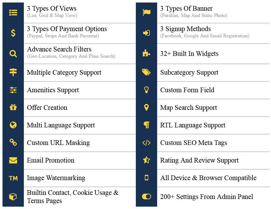 Whizbiz Pro - Complete Business Directory Script - 5